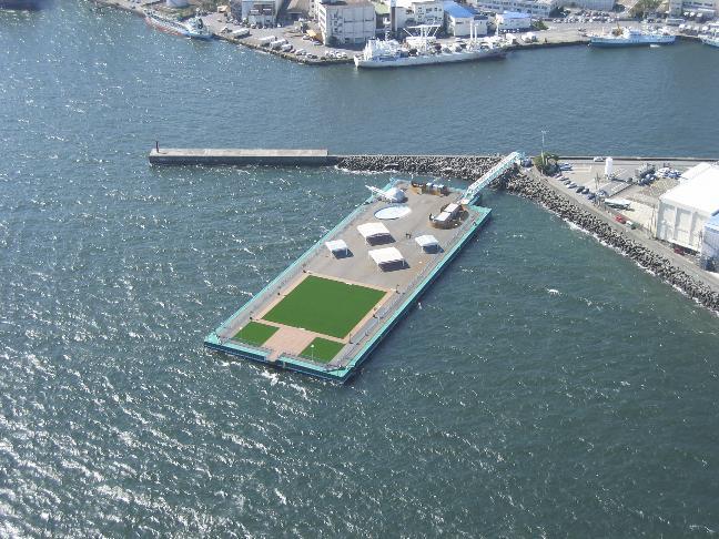 """Баржа-пантон для хранения загрязненной воды с АЭС """"Фукусима-Дайичи"""" Российское атомное сообщество Atomic-Energy.ru"""
