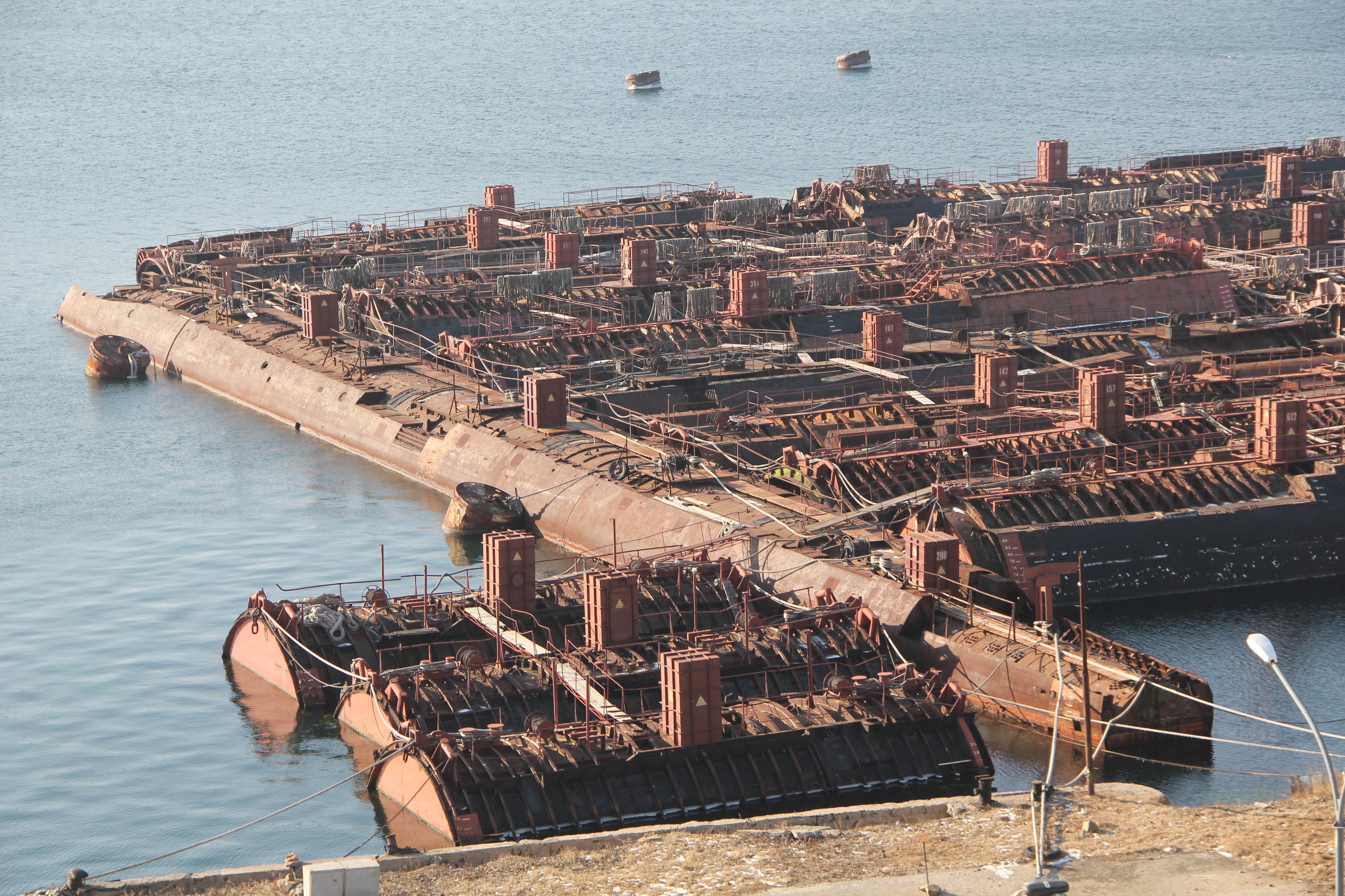 соглашение об утилизации подводных лодок