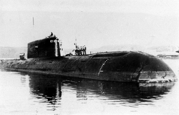 подводная лодка комсомолец мордовии