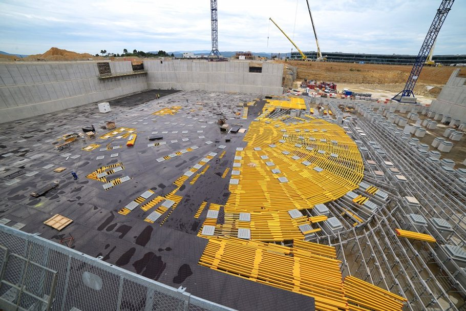 iter project If successful, the project would prove fusion power is feasible on a commercial scale—with the first fusion power plants expected by 2040.