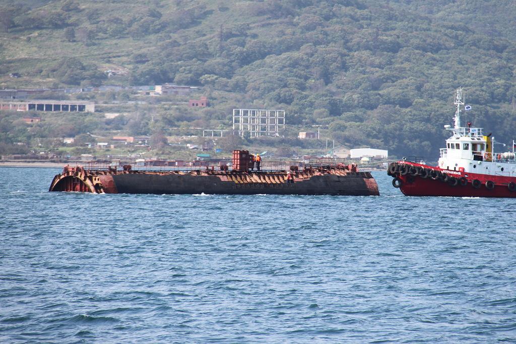 первые подводные лодки на дальнем востоке