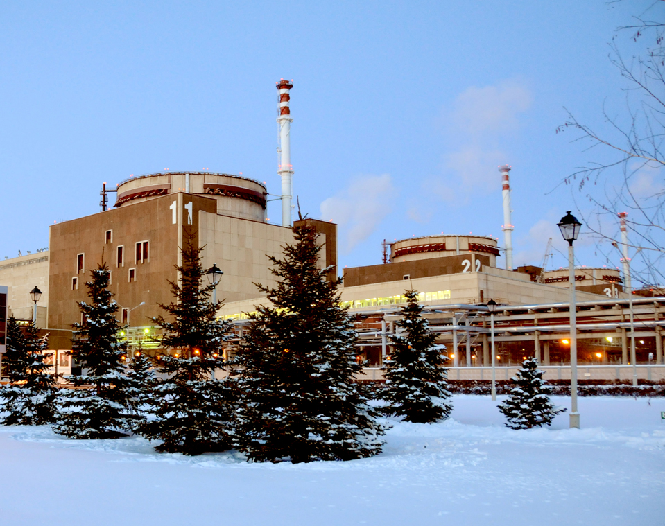 «Росэнергоатом» начинает программу повышения мощности энергоблоков до 107%.