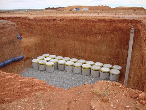 поэтому, многие захоронение радиоактивных отходов в недрах земли сочетания