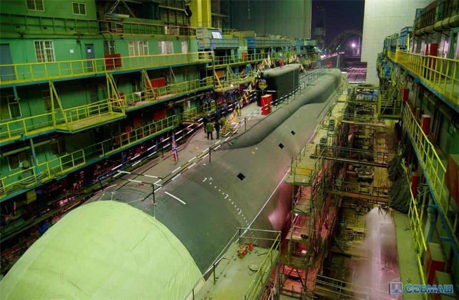 Постройка подводной лодки