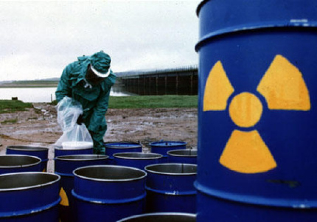 Британия хочет вернуть ядерные отходы в страны происхождения