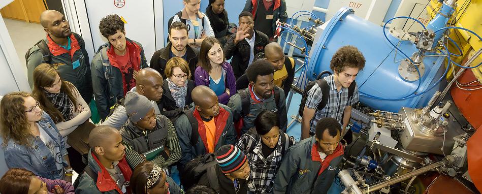 Около ста зарубежных студентов примут участие в практике на базе ОИЯИ в Дубне