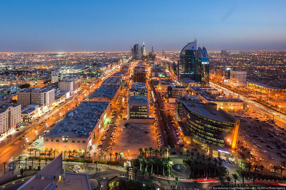 Города саудовской аравии фото