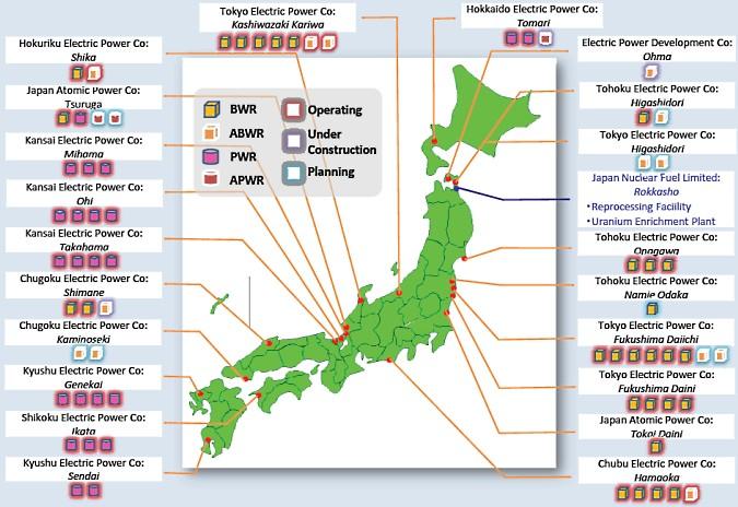 Основой энергетики Японии к 2050 году должны стать возобновляемые ресурсы