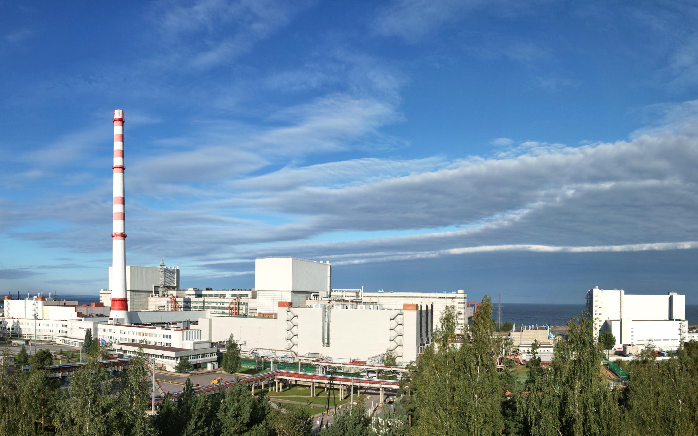 картинка бор атомная электростанция три года
