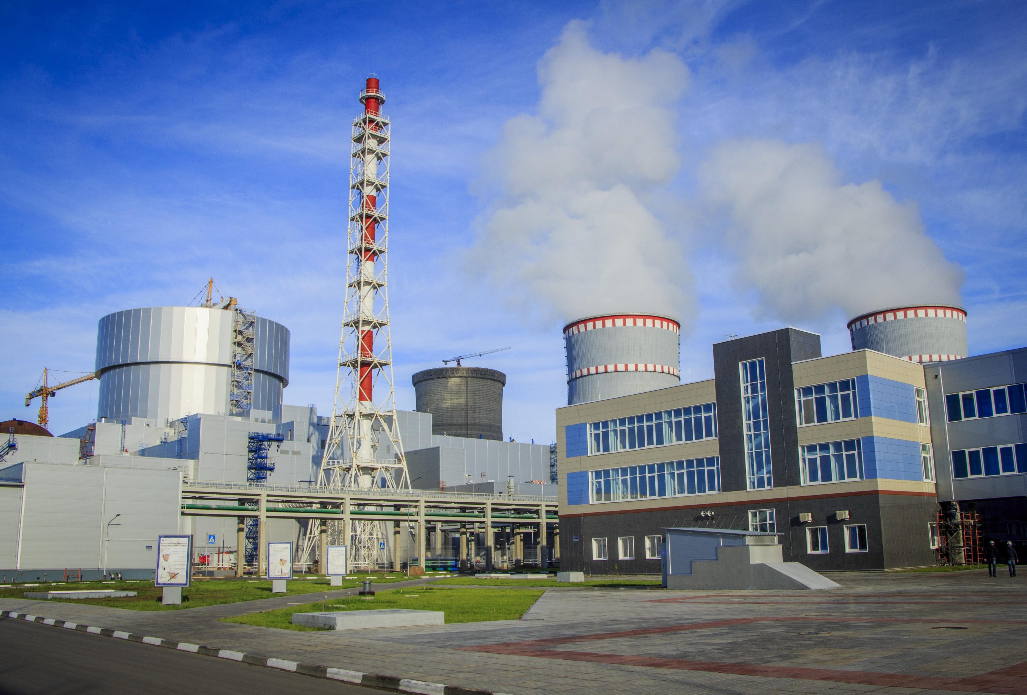 картинка бор атомная электростанция наличие
