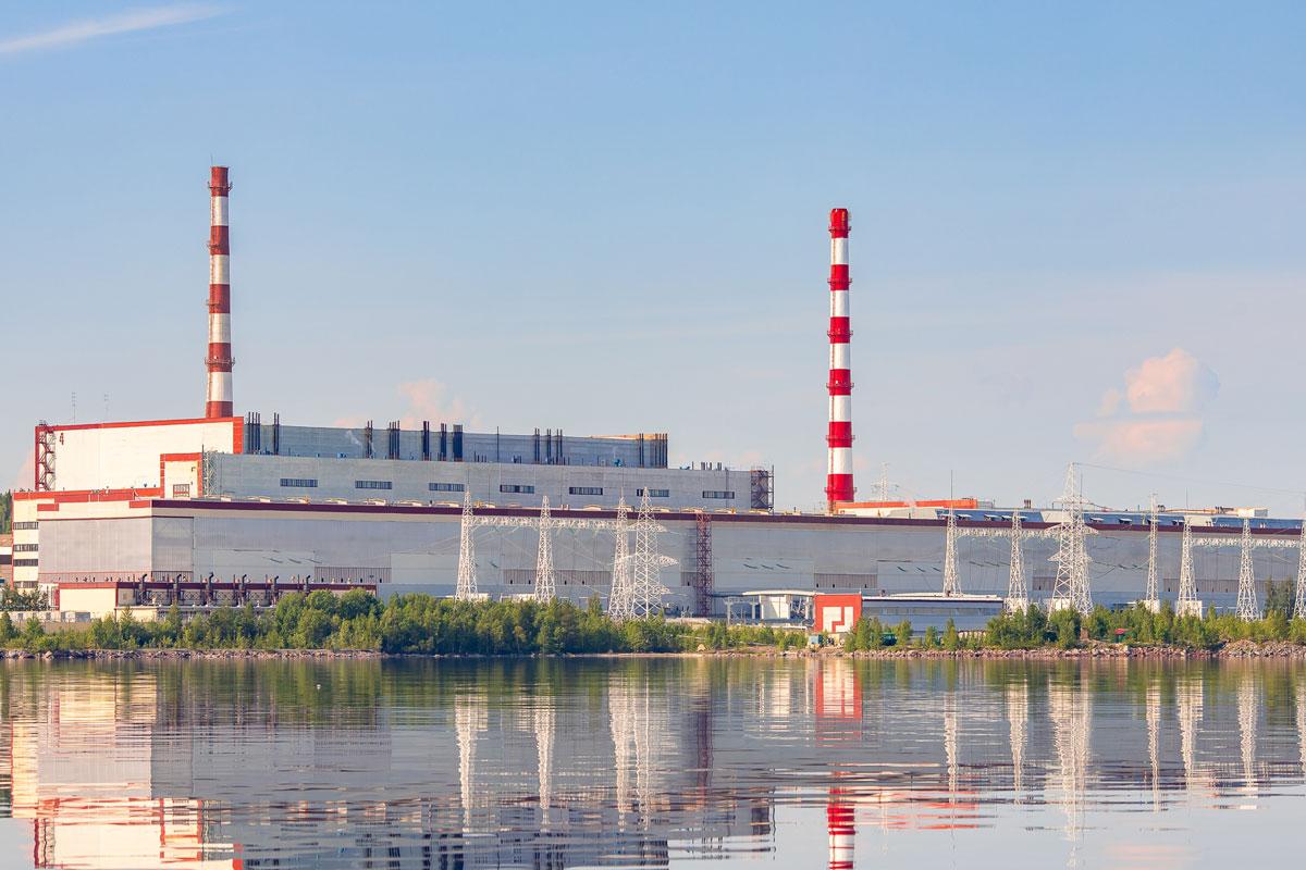 Начало строительства Кольской АЭС-2 намечено на 2028 год