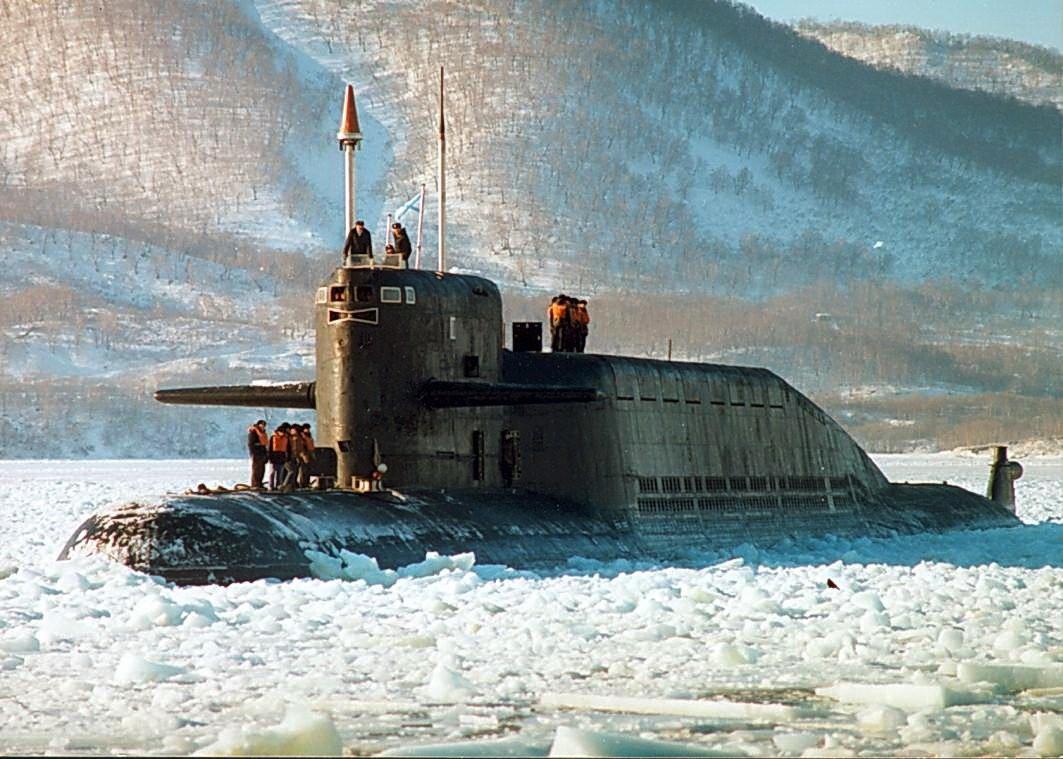 атомные подводные лодки ссср и россии 667 пр 446