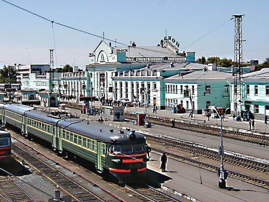 ЖД вокзал Омск номер телефона справочная