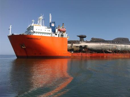 Транс про подводную лодку