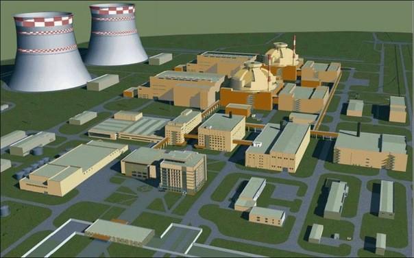 Атомное строительство