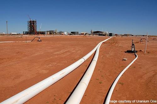 Uranium One продает свой урановый рудник в Австралии