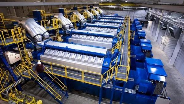 На ЛАЭС-2 до конца года будут поставлены два дизель-генератора из Финляндии