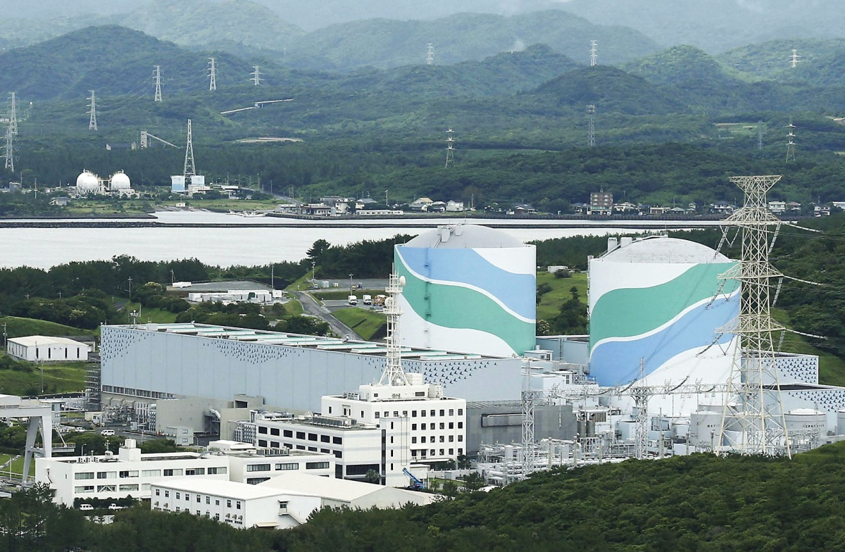 Средний КИУМ на атомных станциях Японии за месяц повторил показатели января