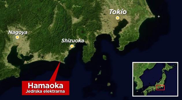 """Вокруг японской АЭС """"Хамаока"""" завершено строительство защитной стены"""