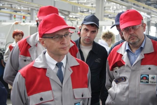 Глава Росатома Сергей Кириенко высоко оценил развитие ПСР на КМЗ