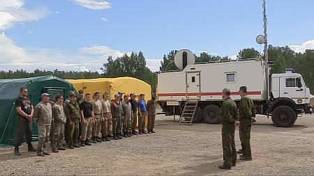 В РФЯЦ-ВНИИТФ (Снежинск) состоялись антитеррористические учения