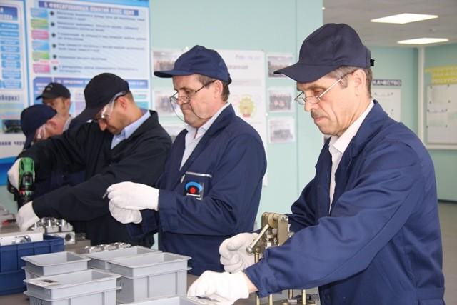 Создатели ракетных двигателей изучили производственную систему Росатома и планируют внедрить ее у себя