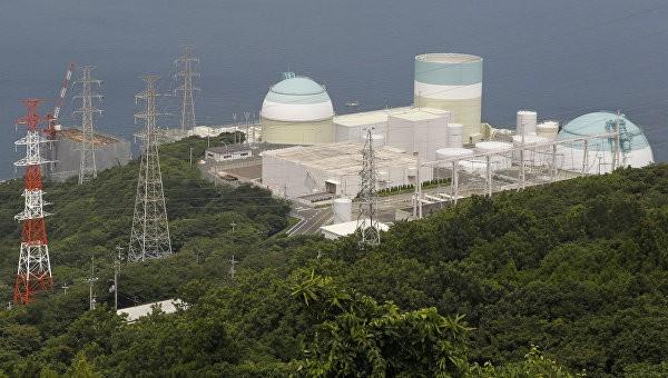 """В Японии 12 августа перезапустят третий реактор АЭС """"Иката"""""""