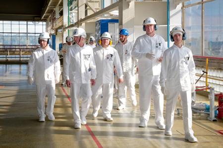 Смоленская АЭС стала площадкой для обмена опытом российских и международных экспертов