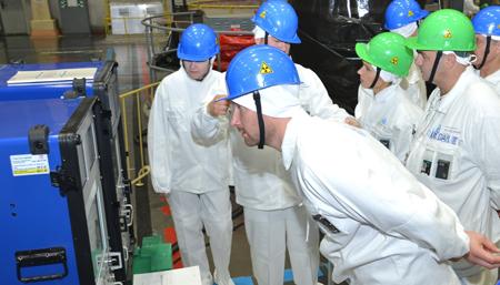 На Кольской АЭС впервые в России опробована уникальная технология восстановления ресурсов сварных соединений парогенераторов