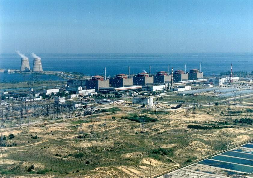 Запорожская АЭС готовится к партнёрской проверке ВАО АЭС