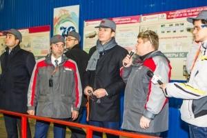 «ЗиО-Подольск» посетил заместитель председателя Правительства Московской области Денис Буцаев