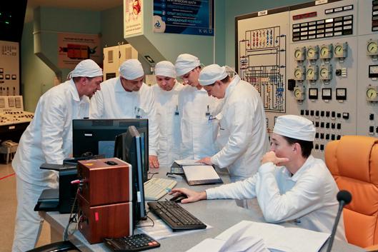 Смоленская АЭС будет использовать международный опыт в управлении временными модификациями