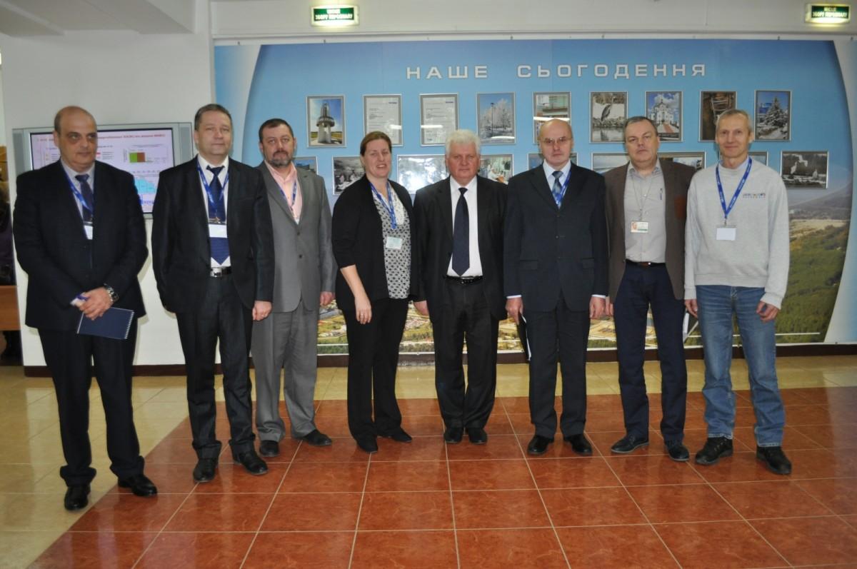На Хмельницкой АЭС начала работу миссия технической поддержки ВАО АЭС