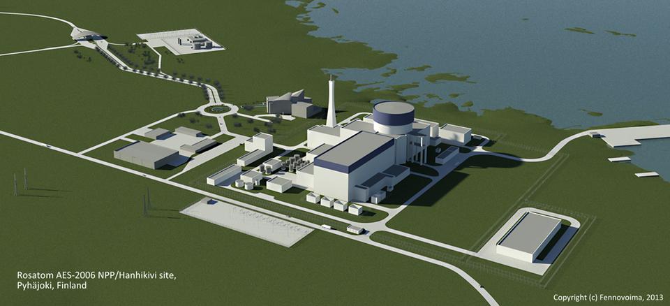 Финляндия меняет главу минэкономики в пылу споров о строительстве АЭС по проекту России