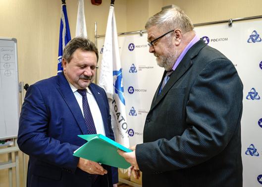Ленинградская АЭС успешно прошла повторную партнёрскую проверку ВАО АЭС