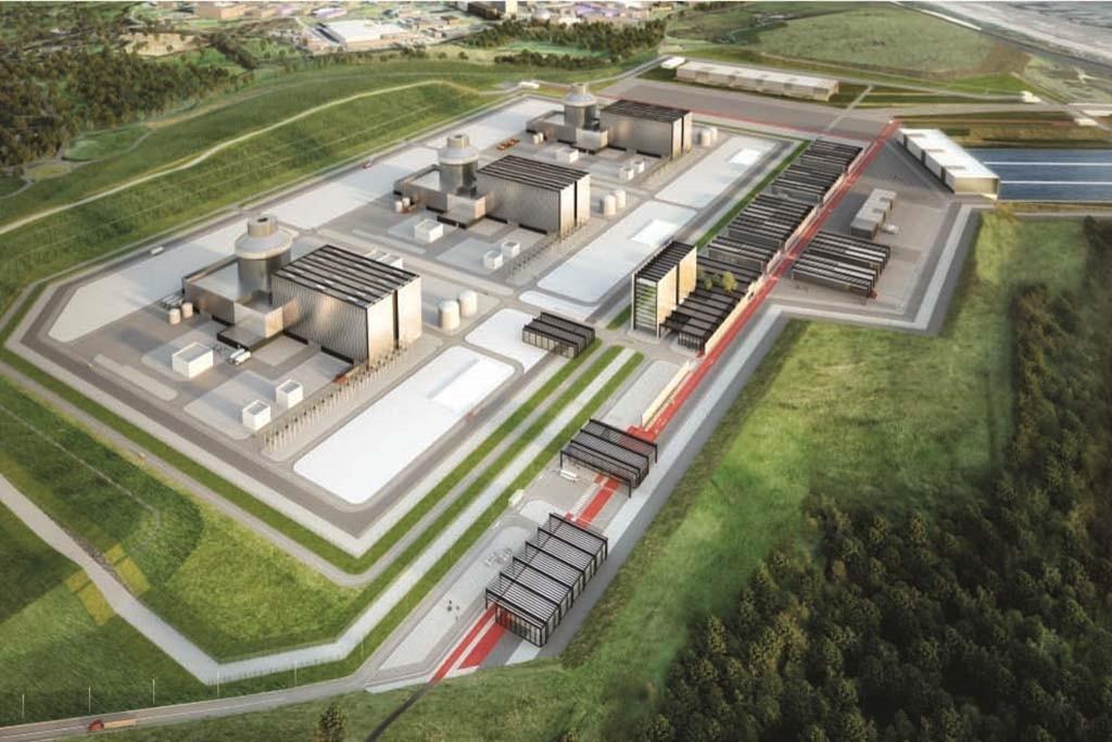 Стоимость АЭС Moorside составит 13-15 миллиардов фунтов стерлингов