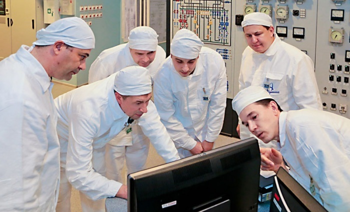 Смоленскую АЭС с миссией технической поддержки посетили эксперты Московского центра ВАО АЭС
