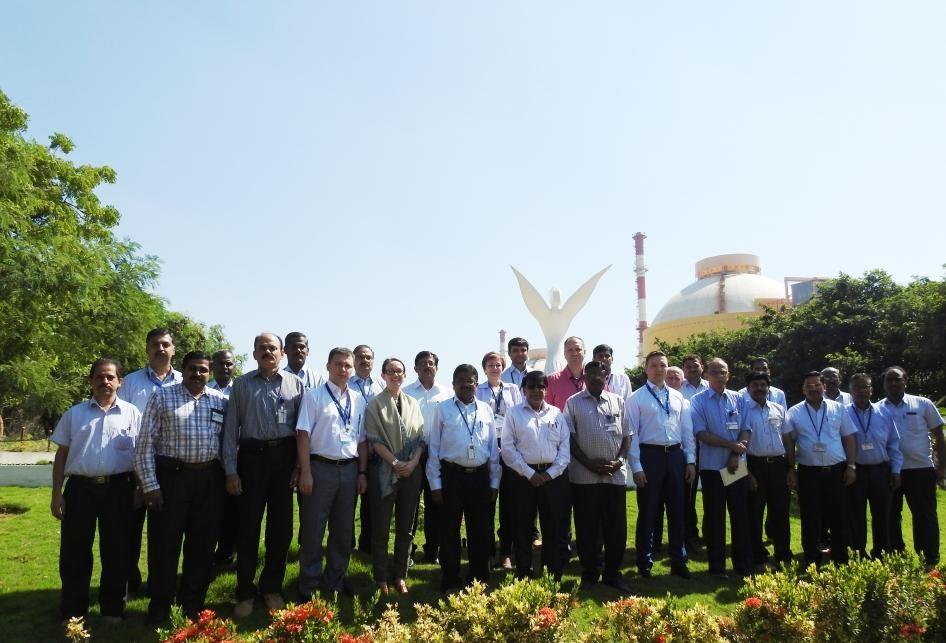 Миссия технической поддержки на АЭС Куданкулам