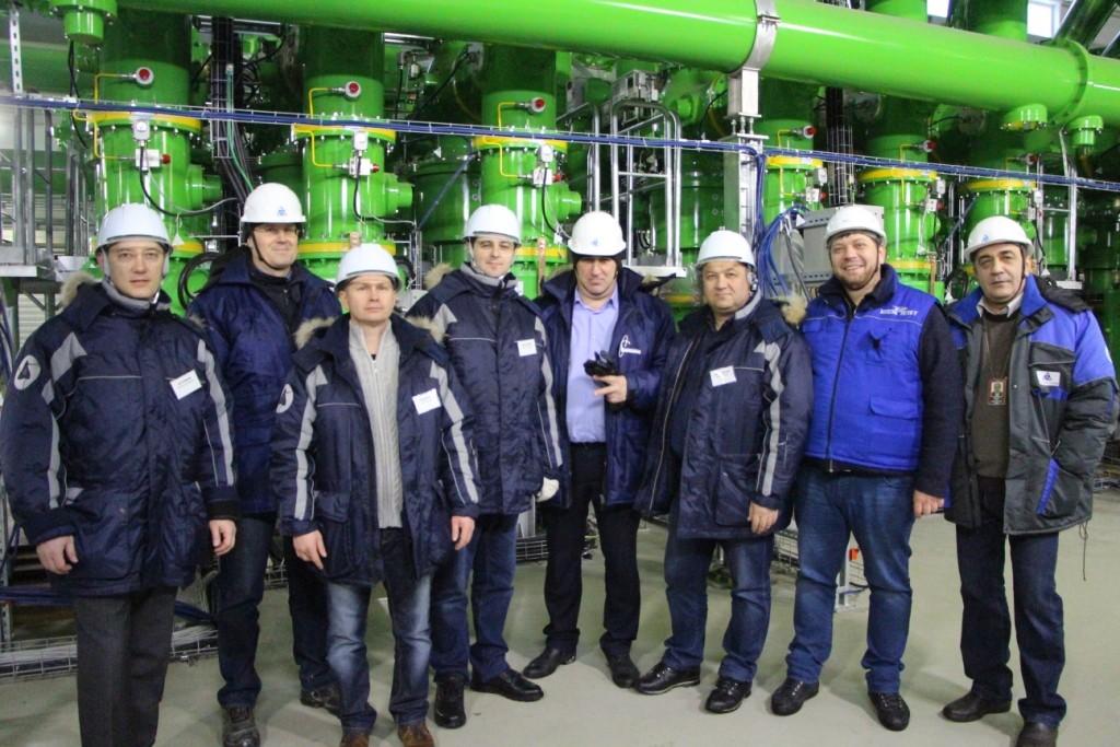 Руководители Ленинградской АЭС и ФСК ЕЭС договорились об условиях синхронизации новых энергоблоков с электросетями