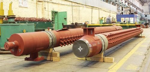 «ЗиО-Подольск» завершил отгрузку коллекторов конвективных поверхностей нагрева для Жамбылской ГРЭС (Казахстан)