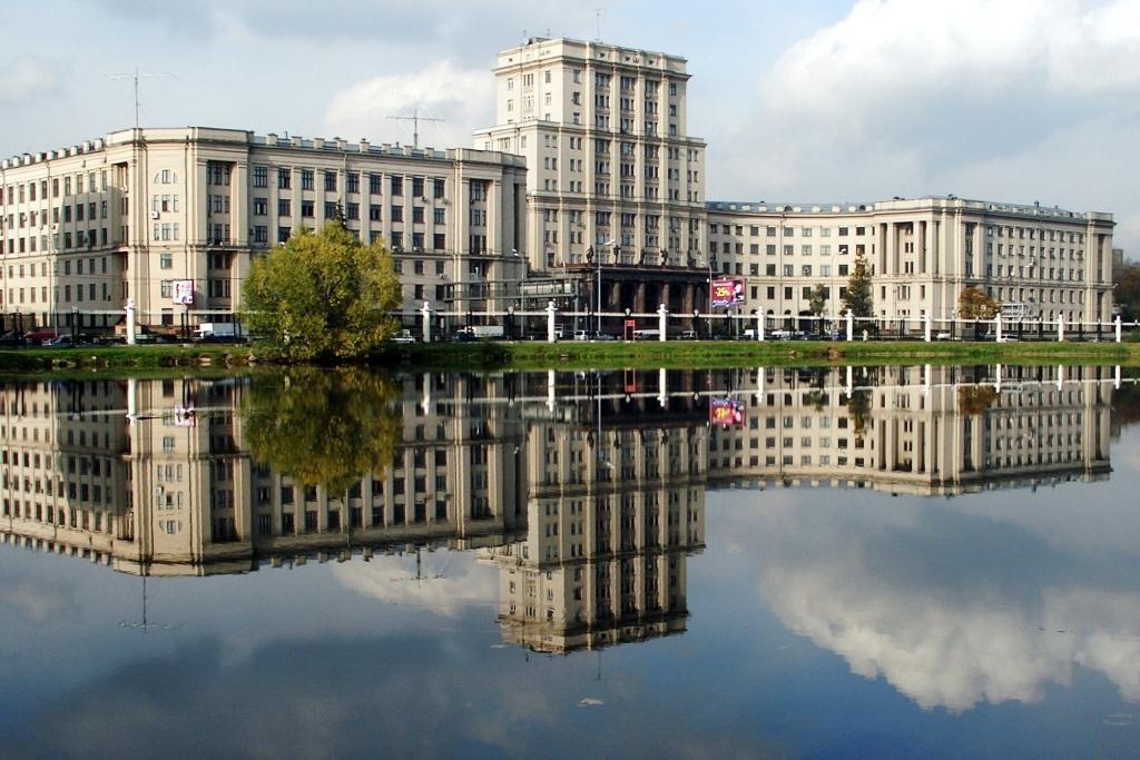 Московское высшее техническое училище имени баумана (ныне - московский государственный технический университет) мгту