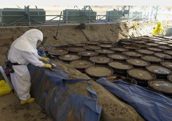 Под Новоуральском захоронили первую партию радиоактивных отходов