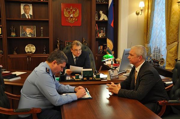 Директор «Маяка» получил предостережение от Генпрокуратуры