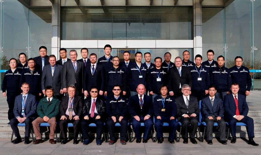 Повторная партнерская проверка на АЭС Тяньвань (Китай)