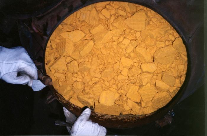 «Росатом» прогнозирует в ближайшие три года рост цен на уран до $40 за фунт