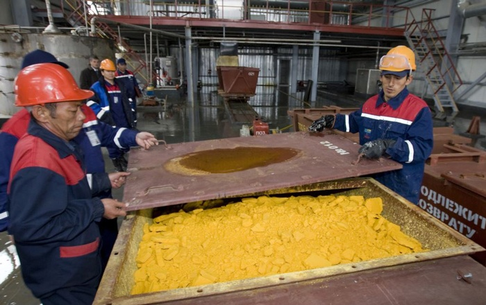 Cameco сократит добычу урана в Казахстане