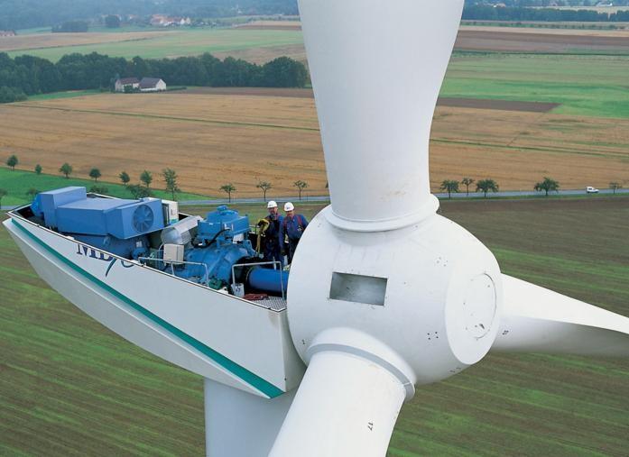 Росатом намерен построить ветроэлектростанцию в Адыгее