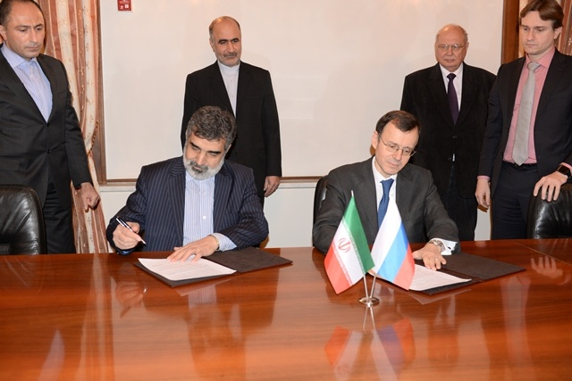 Госкорпорация «Росатом» и Организация по атомной энергии Ирана подписали Дорожную карту и контракт на предпроектные работы
