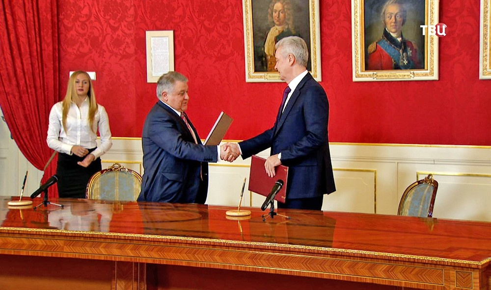 Между правительством Москвы и Курчатовским институтом заключено соглашение о сотрудничестве