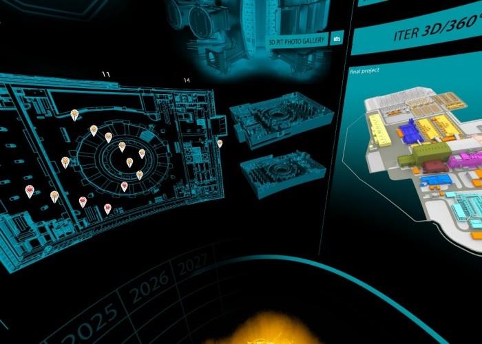 ИТЭР организовал виртуальный тур на строящийся термоядерный реактор